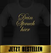 T-Shirt Girls mit Spruch
