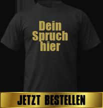 T-Shirt Boys mit Spruch
